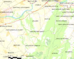 Map commune FR insee code 26039.png