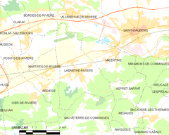 Map commune FR insee code 31247.png