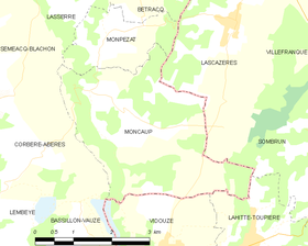 Map commune FR insee code 64390.png
