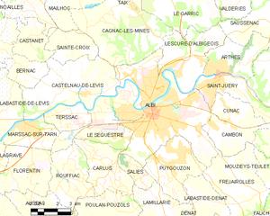 Albi - Wikipedia, den frie encyklopædi