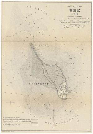Urk - Urk Island (1852)