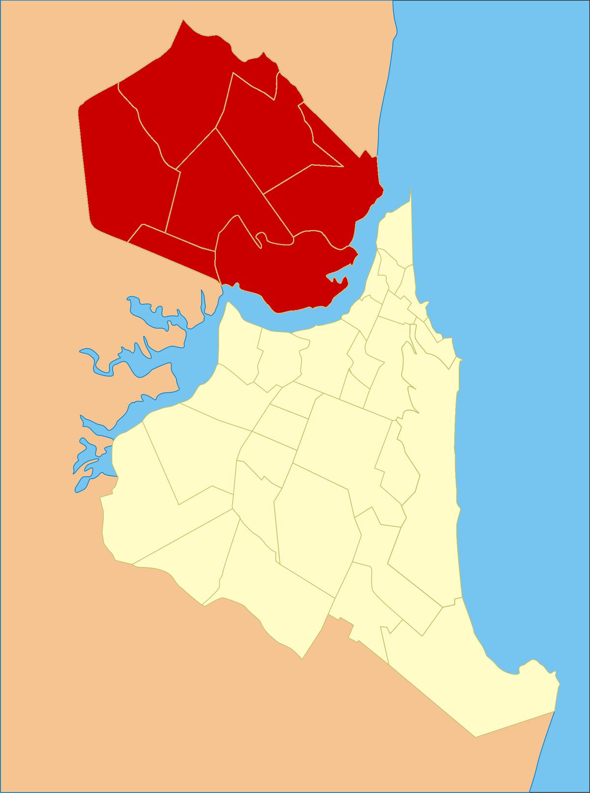 Regi O Administrativa Norte Natal Wikip Dia A