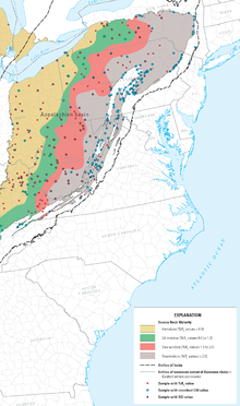 South Carolina Gas Prices >> Marcellus natural gas trend - Wikipedia