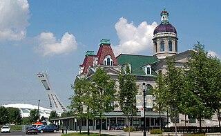 Mercier–Hochelaga-Maisonneuve Borough of Montreal in Quebec, Canada