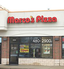 Marco's Pizza Van Buren Township Michigan.JPG
