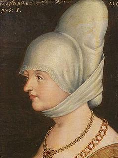Margaret of Austria, Electress of Saxony Electress of Saxony