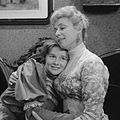 Maria de Booy en Annie de Lange (1959).jpg
