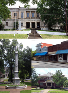 Marianna, Arkansas City in Arkansas, United States