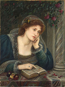 Marie Spartali Stillman - Beatrice (1895).jpg