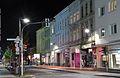 Marienstraße Ecke Dechant-Deckers-Straße bei Nacht.JPG