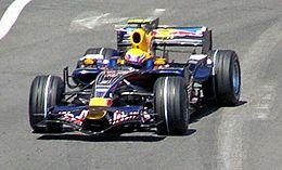 Webber a Montecarlo nel 2008