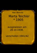Marta Teichler