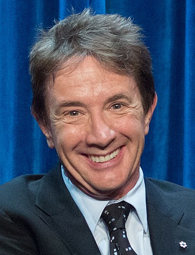 Martin Short, Canadian-American stand-up comedian