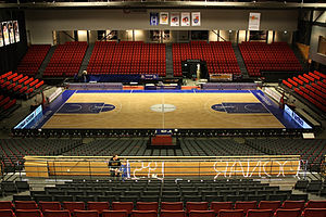 Donar (basketball club) - MartiniPlaza, home arena of Donar