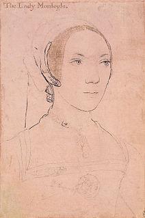 Mary Brandon, Baroness Monteagle Baroness Monteagle