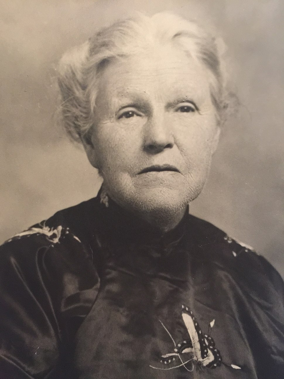 Mary Emelia Moore