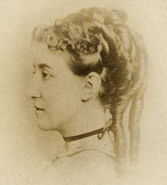 Mary Harlan Lincoln - Image: Mary Harlan Lincoln