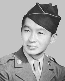 Masato Nakae United States Army Medal of Honor recipient
