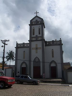 Massaranduba, Paraíba - Church of Saint Thérèse of the Child Jesus and the Holy Face