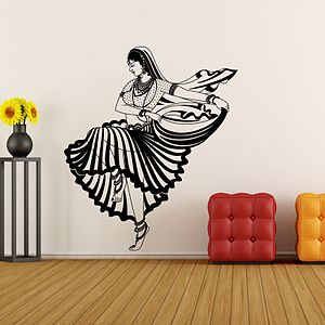 Mastani - Image: Mastani wall decal