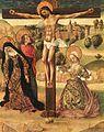 Master of Budapest - Crucifixion - WGA14374.jpg