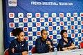 Match basket-ball France - Finlande Euro 2019 - press conference 04.jpg