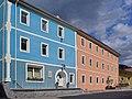Matrei - Hintermarkt 12 (ehem Aichbergerwirtshaus) und 10 (Gasthof Bräuwirt - TKK 17046).jpg
