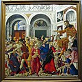 Matteo di giovanni, strage degli innocenti, 1481-88, Q38, 01.JPG