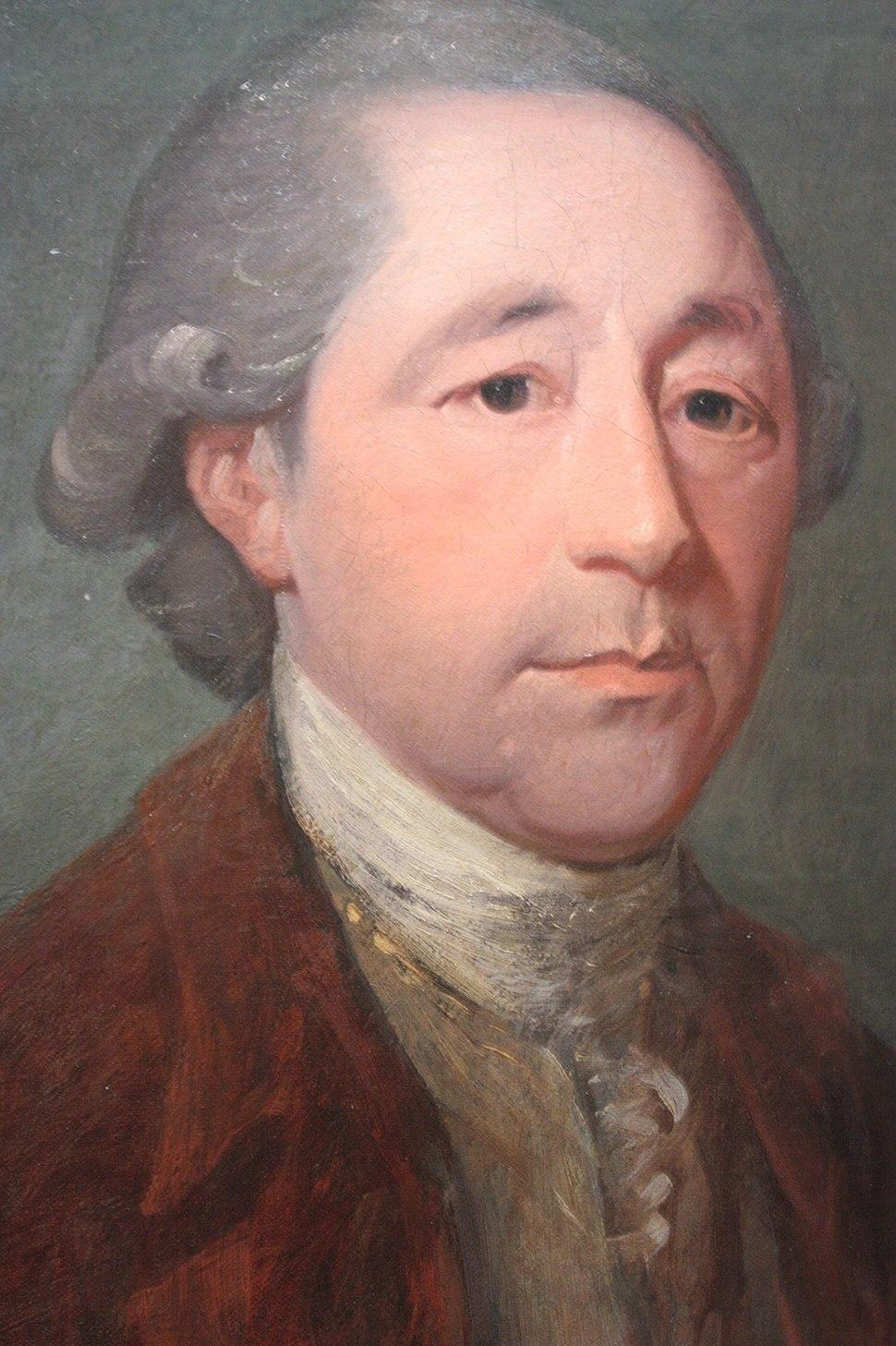 Matthew Boulton, c.1775, National Portrait Gallery, London