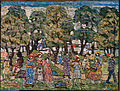 Maurice Prendergast - Under the Trees - Google Art Project.jpg