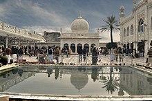 Mausoleum of Meher Ali Shah by Balochlens.jpg
