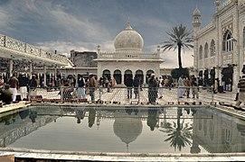 Mausoleum of Meher Ali Shah by Balochlens