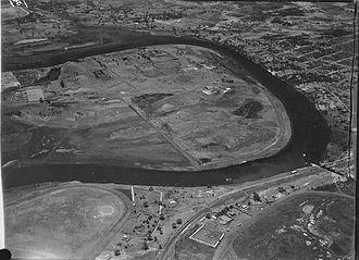 Maylands, Western Australia - Maylands Airport 1935