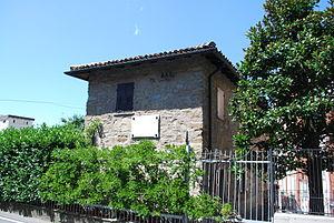 Maria Domenica Mazzarello - Mazzarelli, the place where Maria Mazzarello was born