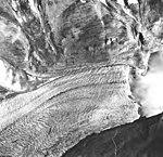 McCarty Glacier, terminus of tidewater glacier, August 22, 1968 (GLACIERS 6621).jpg