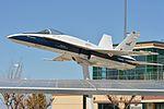 McDonnell Douglas F-A-18A Hornet (N842NA - 161214) (27634563602).jpg