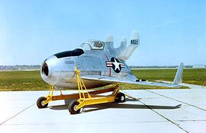 XF-85 (航空機)'s relation image