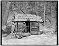 McLeod's cabin, Happy Hollow, Hot Springs, Ark. LCCN2016808460.jpg
