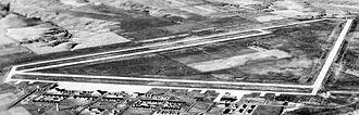 McCook Army Air Field - McCook Army Airfield, 1944, looking northeast