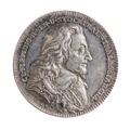 Medalj, 1801 - Skoklosters slott - 110752.tif