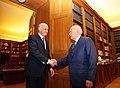 Meeting Papoulias, Papandreou - 9 November 2011 (3).jpg