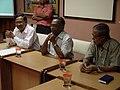 Meeting With Pusat Sains Negara And NCSM Officers - NCSM - Kolkata 2003-09-22 00326.JPG