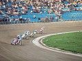 Mega-Lada's riders first on track.JPG