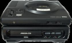 Image illustrative de l'article Mega-CD