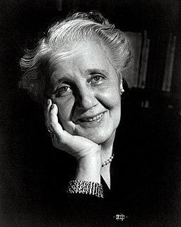 Melanie Klein 1952