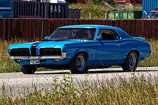 Mercury Cougar Ford Motor Company car model