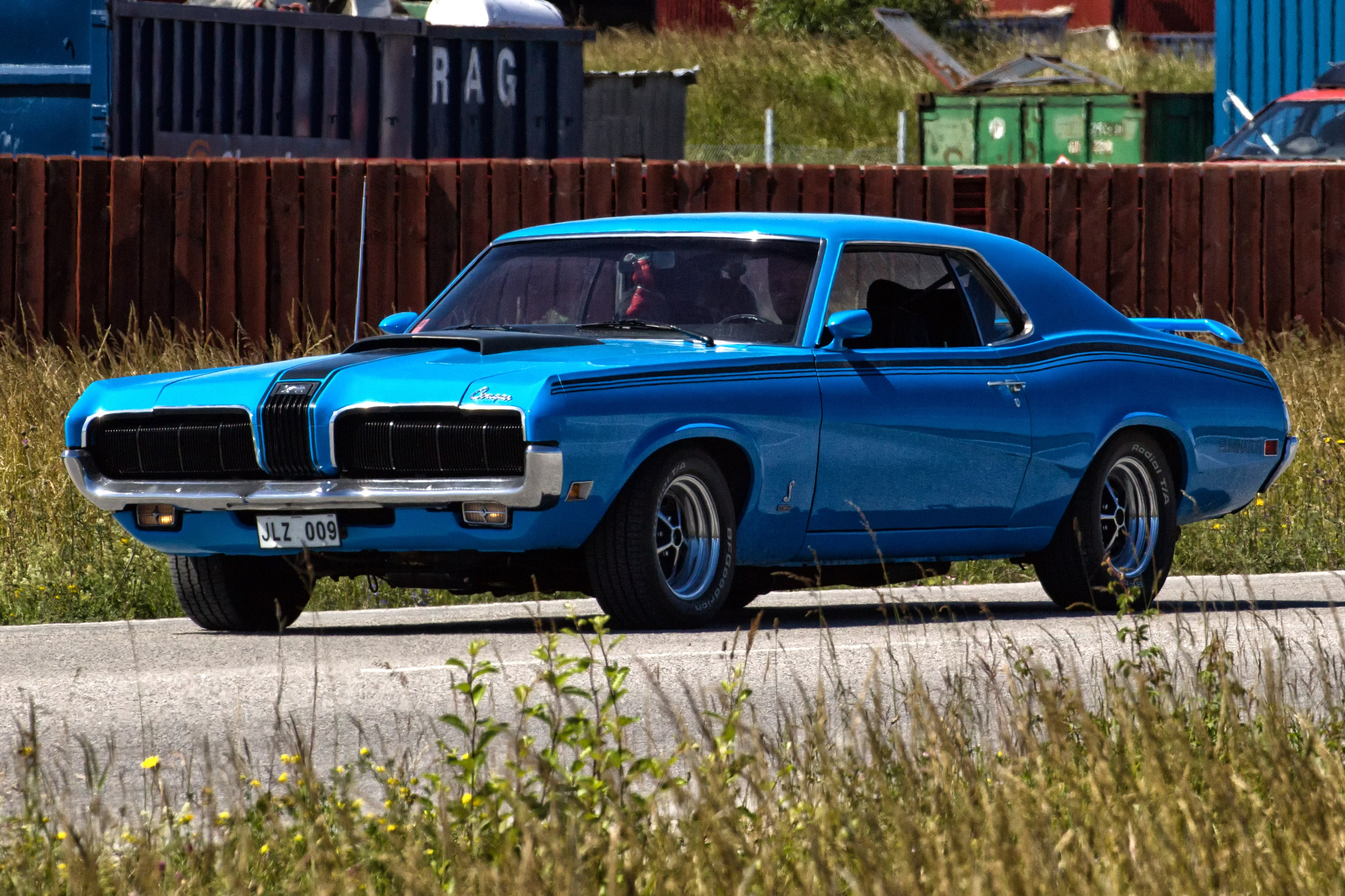Mercury Cougar - The complete information and online sale