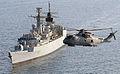 Merlin Flies over HMS Cumberland MOD 45150938.jpg