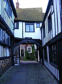 Mermaid Inn England