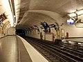 Metro de Paris - Ligne 3 - Anatole France 02.jpg